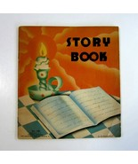 1936 Saalfield Publishing Co. - Story Book - Children's Softcover Book N... - $9.99