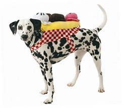 Rubie's Banana Split Ice Cream Sundae Dog Costume, X-Large - £9.98 GBP