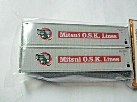 Jacksonville Terminal Company # 405657 Mitsui O.S. K. 40' Standard Container (N) image 1