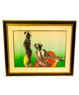 Peter Max Across the Room Lithograph 1982 A/P - $3,750.00