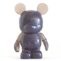 "Disney Parks Clear Series Black Vinylmation 3"" Figure - $14.80"