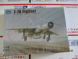 Trumpeter J-7A Chinese Fighter 1/48 scale - $32.99