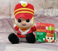 """Disney Parks Wishables Toy Soldier 6"""" Plush Merry Christmas Series  - $11.39"""