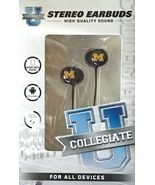 University of Michigan (U of M) Wolverines Stereo Earbuds - €6,17 EUR