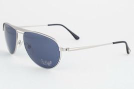 Tom Ford William Silver / Blue Sunglasses TF207 17V - $391.02