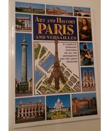 Art History of Paris and Versailles Bonechi Art History Series Guide Book - $8.99