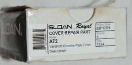 Genuine Sloan Repair Parts Variation Chrome Plate Finish 0301172PK image 5