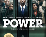 POWER: SEASON 2 DVD - THE COMPLETE SECOND SEASON [3 DISCS] - NEW UNOPENED
