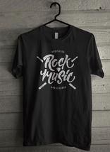 Rock Music Men's T-Shirt - Custom (1825) - $19.12+