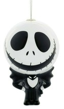 Hallmark Nightmare Before Christmas Jack Skellington Tuxedo Decoupage Ornament image 2
