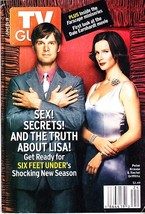 TV Guide Magazine, June 13-19 2004, Sex Secrets And The Truth About Lisa - $3.25