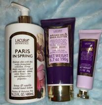 LACURA Botanicals Lotions & Hand Cream Argan Oil & Shea Butter - $16.53