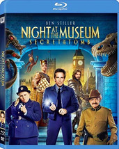 Night At The Museum 3: Secret of the Tomb [Blu-ray]
