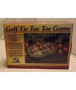 Golf Gifts & Gallery - Golf Tic Tac Toe Game - $14.24