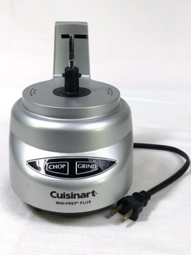 Primary image for Cuisinart Mini Prep Plus Motor Base Model DLC-2A EUC Tested