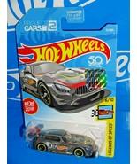 Hot Wheels New For 2018 Factory Set Legends Of Speed #72 '16 Mercedes-AM... - $4.00