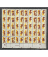 Osteopathic Medicine, Sheet of 8 cent stamps, 5... - $7.50