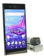 SONY Xperia XZ1 - 64GB 4G LTE (GSM UNLOCKED) Smartphone G8343   Black