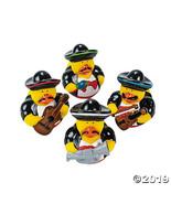 Mariachi Rubber Duckies - $8.36