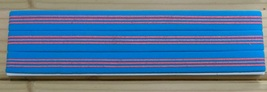 New Unisex Adidas Running HEADBAND Turquoise Orange Stripes One Size All... - $6.00
