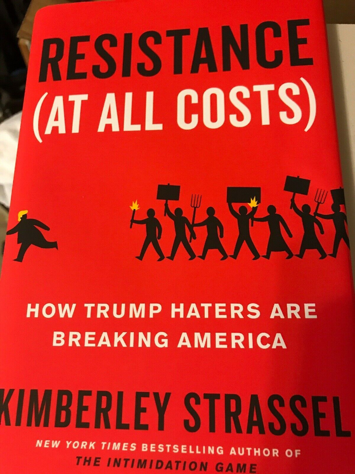 Primary image for Resistance (At All Costs) Trump by Kimberley Strassel