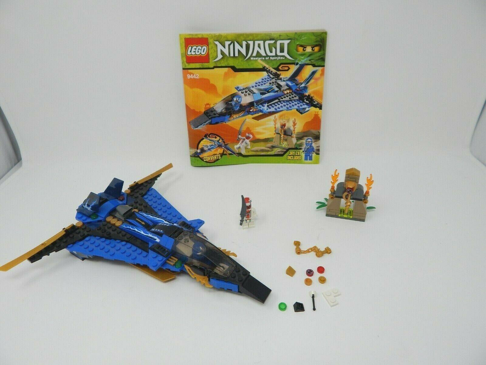 50 Fighter And Items Ninjago Lego Storm Jay's 9442 Similar 5jcqL34ARS