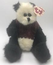 Ty Beanie Babies Checkers The Panda Bear 1993 - $4.99