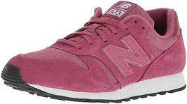 New Balance Women's 373v1 Sneaker 9 Pink/White - $68.26