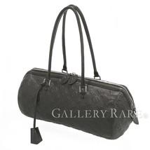 LOUIS VUITTON Neo Papillon GM 2012 Leather Noir Boston Bag Authentic 5468256 - $1,223.90
