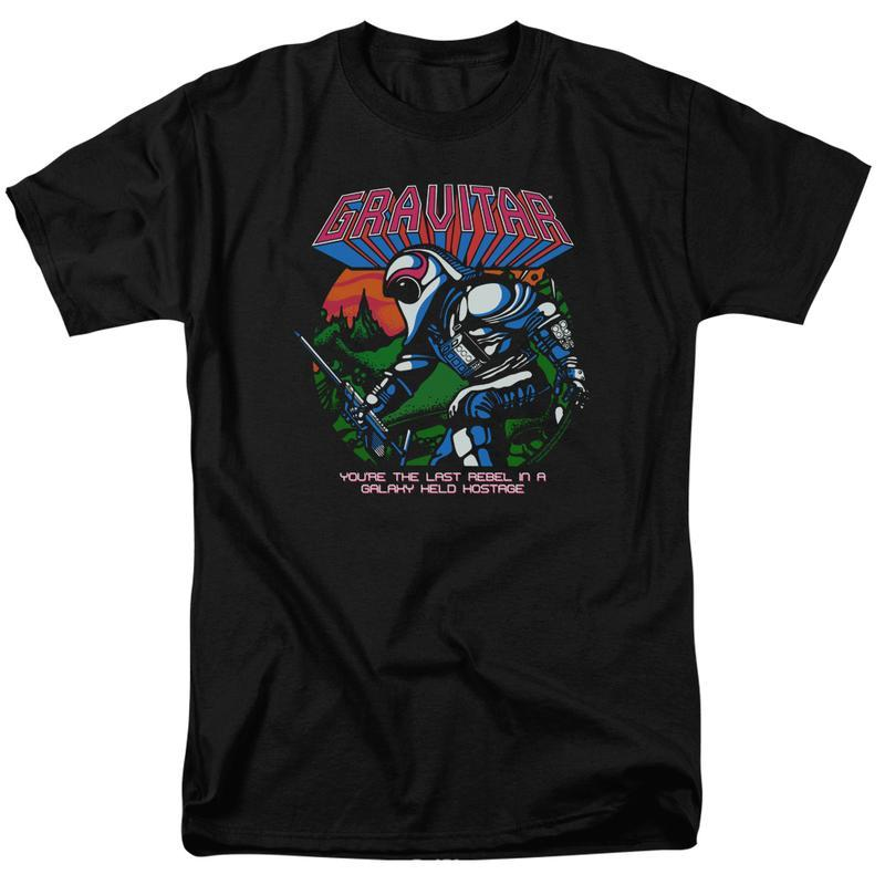 Centipede tempest arcade video games graphic tee shirt for sale online asteroids atri129 at 800x