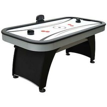 Man Cave Air Hockey Game Table 6ft w Scratch-Resistant Surface and 160 A... - $689.09