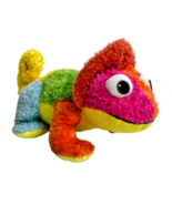 Kohls Cares Chameleon Plush Rainbow A Color of His Own Leo Lionni Stuffe... - $23.67