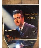 TENNESSEE ERNIE FORD HYMNS RARE LP RECORD VINYL - $50.00