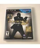 PS3 GoldenEye 007: Reloaded James Bond (Sony PlayStation 3, 2011) Complete - $25.73