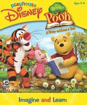 The Book of Pooh [CD-ROM] Windows NT / Mac / Linux / Unix / Windows 98 /... - $2.99