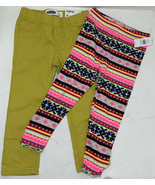 Old Navy NWT Lot Of 2 3T Pants Jeggings O3 - $14.75