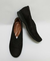 Clarks Shoes Black Slip On Womens Size 9 M - $69.25