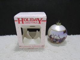 2003 New Hollands, 80-115 PTO Horse Power Tractor, Christmas Tree Bulb - $8.95