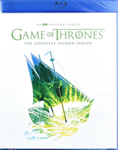Game of Thrones Second Season [Blu-ray]