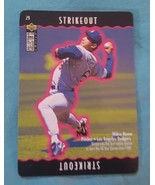 1996 Collector's Choice You Make the Play Dodgers Baseball Card #29 Hide... - $1.00