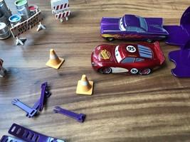 Disney PIXAR Cars - Lightning McQueen Ramone Launcher Die Cast 10th Anni... - $22.76