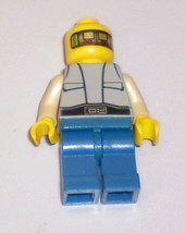Used LEGO Minifig Star Wars Lobot Cloud Double Sided Head 973psc - 3626bpsc   - $6.95