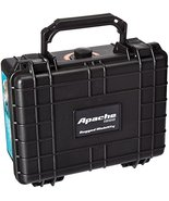 Apache Watertight Protective Hardcase with Customizable Foam Insert 9-3/16 - $29.59