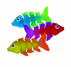 Swimways Fish Styx Pool Diving Toys - Sinking Fish-Shaped Swim Toys - Pa... - $6.94