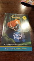 2017 D23 Expo Disney Pixar Mérida Chasing Magique Exclusivité Sneak Peek Livre - $9.89
