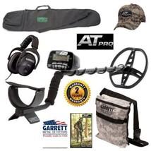 Garrett AT Pro Metal Detector Special w/ All Purpose Detector Bag - $11.369,77 MXN