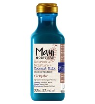 Maui Moisture Nourish & Moisture Coconut Milk Conditioner 385ml - $28.43