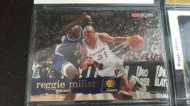 Vintage Lot 81 Reggie Miller NBA Basketball Trading Card image 4