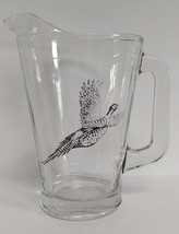 Vintage Heavy Glass Pheasant Bird Man Cave Hunt... - $14.96