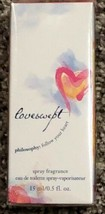 Loveswept  Philosophy Fragrances Mini Travel Spray .5 OZ. New - $26.72